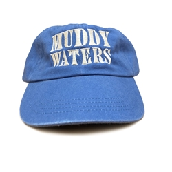 Muddy Waters Hat - Unstructured Blue