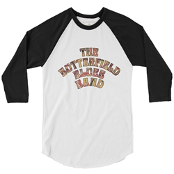 Flowery Butterfield Blues Band Baseball T-Shirt