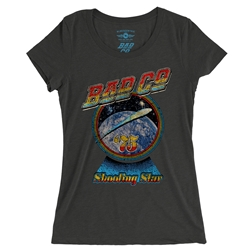 Bad Company Shooting Star Ladies T Shirt