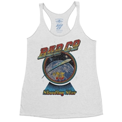 Bad Company Shooting Star Racerback Tank - Women's