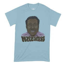 Muddy Waters Ready T-Shirt - Classic Heavy Cotton