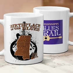 Birthplace of the Blues Trail Coffee Mug