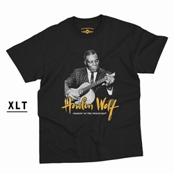 XLT Howlin Wolf Moanin in the Moonlight T-Shirt - Men's Big & Tall