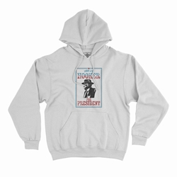Official John Lee Hooker for President Pullover