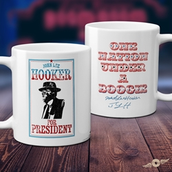 John Lee Hooker for President Coffee Mug