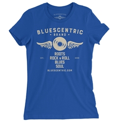 Bluescentric Brand Ladies T Shirt