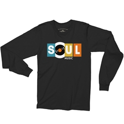Soul Music Long Sleeve T Shirt