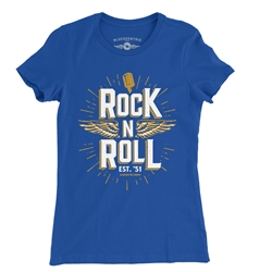 Ladies Rock n Roll T Shirt