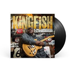 "Christone ""Kingfish"" Ingram - Kingfish Vinyl Record (180 Gram)"