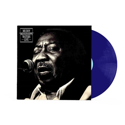 Muddy Waters - Muddy Mississippi Waters Live Vinyl Record (New, Swirl Colored Vinyl, Limited Pressing, 180 Gram)