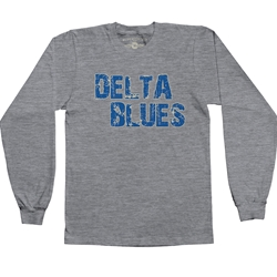 Delta Blues Long Sleeve T-Shirt