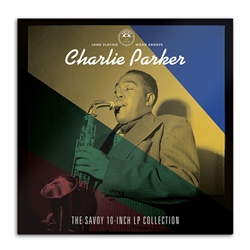 "Charlie Parker - The Savoy 10"" PL Collection Vinyl Record Box Set (New)"