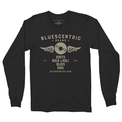 Bluescentric Brand Long Sleeve T Shirt