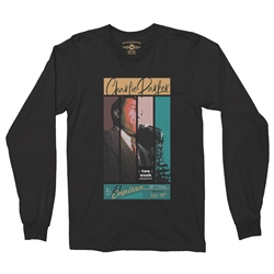 Charlie Parker at 18th & Vine Long Sleeve T-Shirt