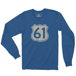 Highway 61 Long Sleeve T Shirt