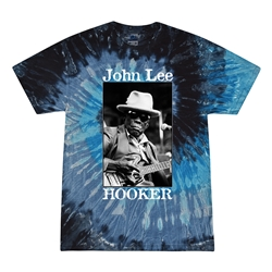 Small Batch Jimi Hendrix Are You Experienced Tie-Dye T-Shirt - Foxey Yellow