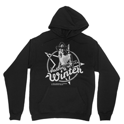 Officially Licensed Johnny Winter Pullover