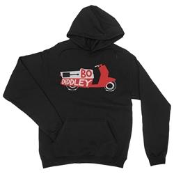 Officially Licensed Bo Diddley Pullover
