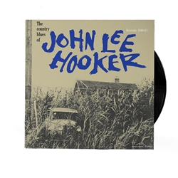 The Country Blues Of John Lee Hooker Vinyl Record
