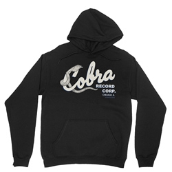 Cobra Records Pullover Hoodie