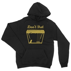 Don't Fret Lap Steel Pullover