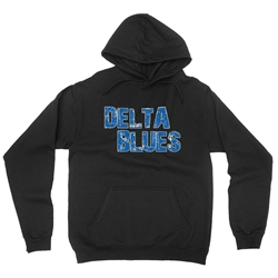 Delta Blues Music Pullover