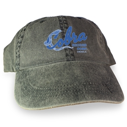 Cobra Records Unstructured Hat