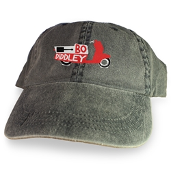 Bo Diddley Scooter Unstructured Hat