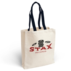 Stax Records Vinyl Tote Bag