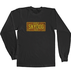 Skydog Music Long Sleeve T Shirt