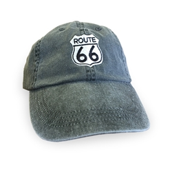 Route 66 Unstructured Hat