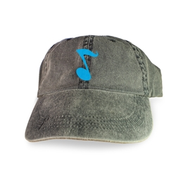 Music Note Unstructured Hat
