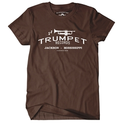 Trumpet Records Heavy Gildan T Shirt