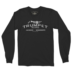 Trumpet Records Long Sleeve T Shirt