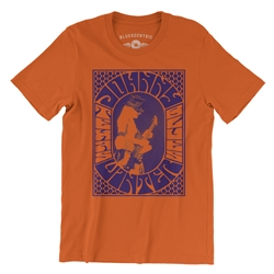 Johnny Winter Texas Blues Vintage Style T Shirt
