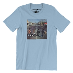 Booker T and the MGs McLemore Avenue Vintage T Shirt