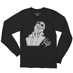 Ray Charles Long Sleeve T Shirt