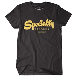 Specialty Records Classic Heavy Cotton T Shirt