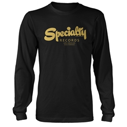 Specialty Records Long Sleeve T Shirt