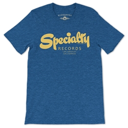 Specialty Records Vintage Style T Shirt