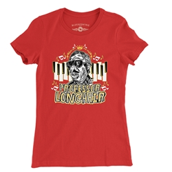 Professor Longhair Ladies T Shirt