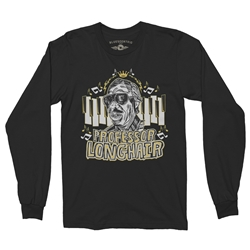 Professor Longhair Long Sleeve T Shirt