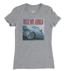 Ladies' Billy Boy Arnold ElDorado Cadillac Alligator 4836 T Shirt