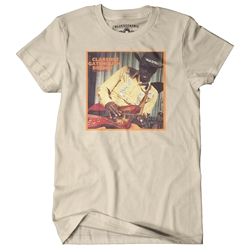 Clarence Gatemouth Brown Pressure Cooker Alligator 4745 Classic Heavy Cotton T Shirt