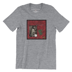 Hound Dog Taylor Beware of the Dog Classic Heavy Cotton T Shirt