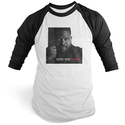 Michael Burks Iron Man Baseball Tee