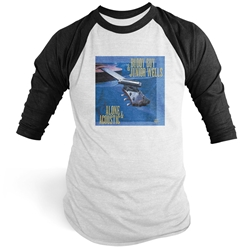 Buddy Guy and Junior Wells Blues Guitar Baseball Tee