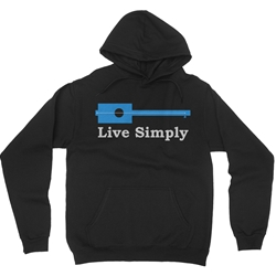 Live Simply Pullover Hoodie