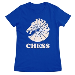 Chess Records Ladies T Shirt