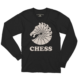 Chess Records Long Sleeve T Shirt
